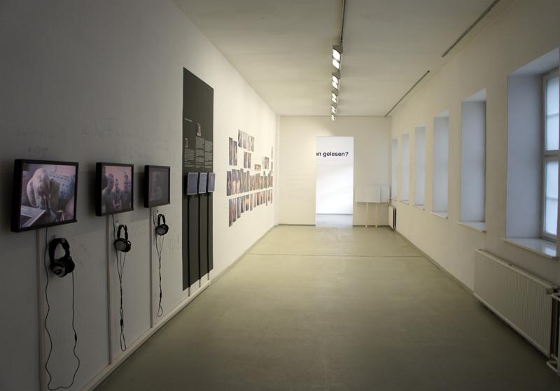 Gewaltdarstellungen Ausstellung FEINDBILD 2.0