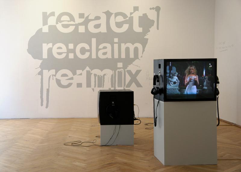 Remix - Ausstellung FEINDBILD 2.0