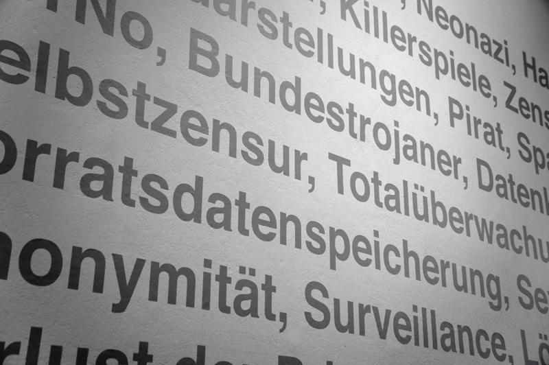 Schlagworte Ausstellung FEINDBILD 2.0